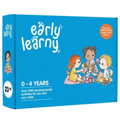 EarlyLearny Development 23 Ay Gelişim Seti