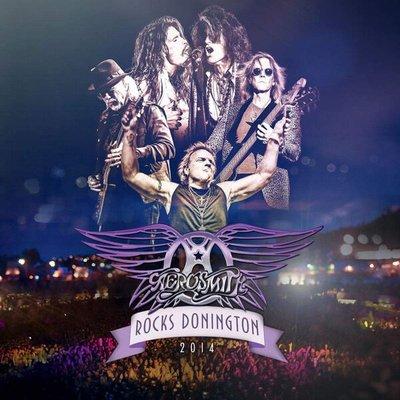 Rocks Donington 2014 (Coloured) (Limited)