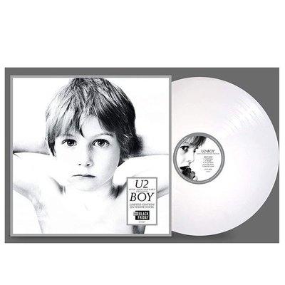 Boy (White Vinyl)