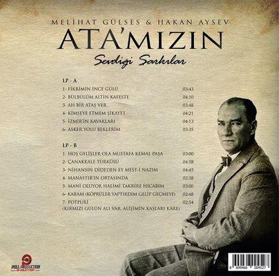 Melihat Gülses Ve Hakan Aysev Ata'mızın Sevdiği Şarkılar Plak
