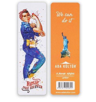 Ada Kültür Rosie The Riveter Ayraç