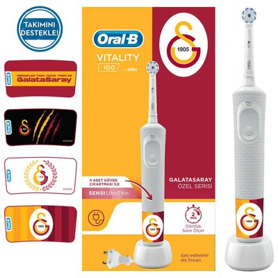 Oral-B D100 Vitality Galatasaray Diş Fırçası