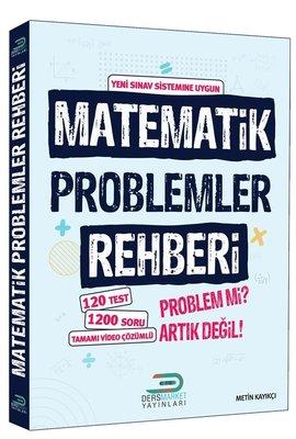 Matematik Problemler Rehberi - 120 Test 1200 Soru - Tamamı Video Çözümlü