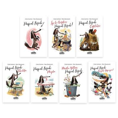 Paspal Köpek Seti - 7 Kitap Takım