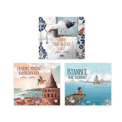 İstanbul Seti - 3 Kitap Takım