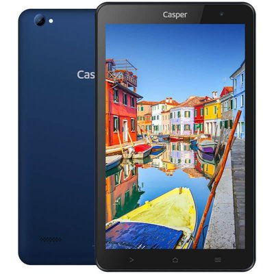 Casper S38 Plus 32 Gb 8 İnch Tablet - Mavi