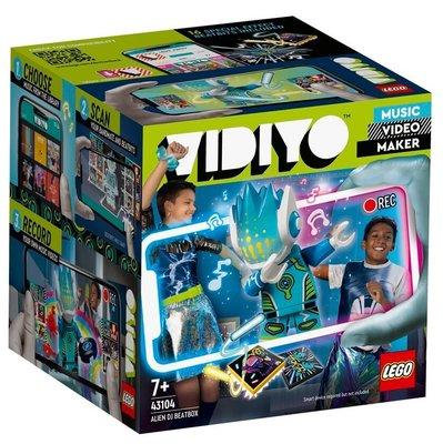 Lego-Alien DJ Beat Box 43104