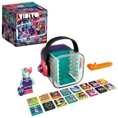 Lego-Unicorn DJ Beat Box 43106