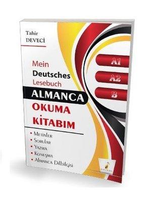 Almanca Okuma Kitabım A1 - A2 B Seviyesi
