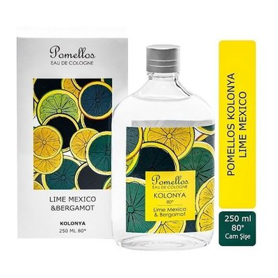 Pomellos Kolonya Lime Mexico 250 ml
