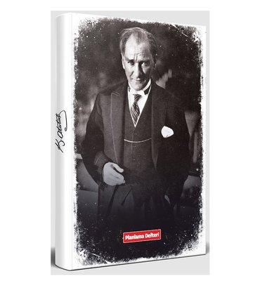 Halk Tarihsiz Atatürk Planlama Defteri  Önder