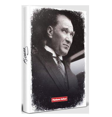Halk Tarihsiz Atatürk Planlama Defteri  Portre