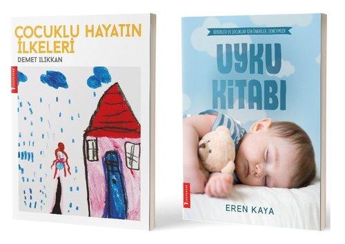 Bebekli Çocuklu Hayat Seti - 2 Kitap Takım