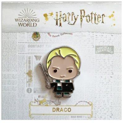 Wizarding World   Harry Potter Pin   Draco