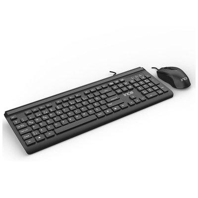Inca IMK-377 Slim Klavye ve Mouse Seti Siyah