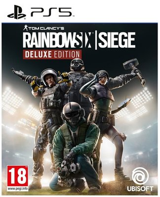 Tom Clancy's Rainbow Six Siege Deluxe Edition - Ps5 Oyun