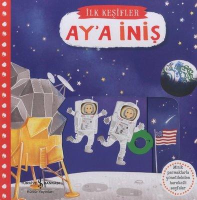 Ay'a İniş - İlk Keşifler - Hareketli Kitaplar
