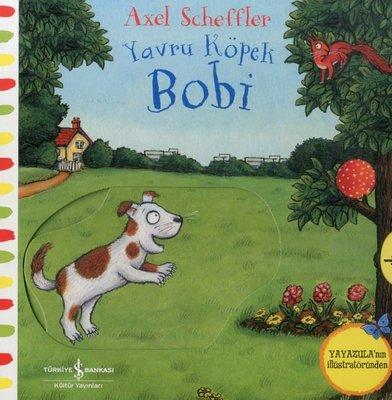 Yavru Köpek Bobi - Hareketli Kitaplar