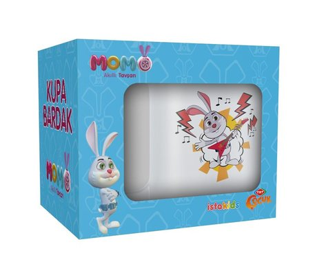 İstakids TRT Akıllı Tavşan Momo Kupa M2