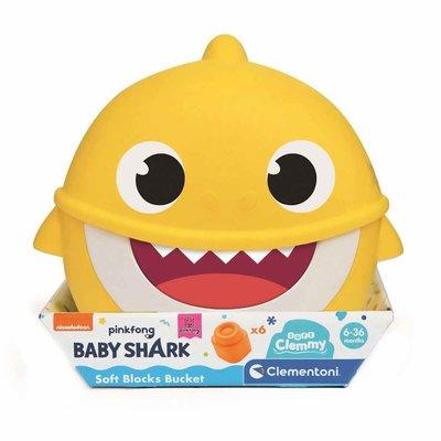 Clementoni 17427 Clementonimmy Baby Shark Clementonimmy Small Bucket