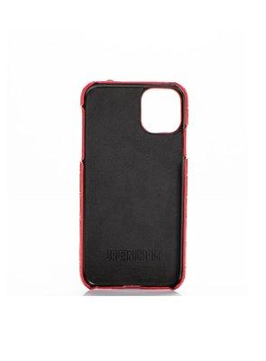 OrganiCraft iPhone 11 Pro Kırmızı Deri Croco T Kılıf