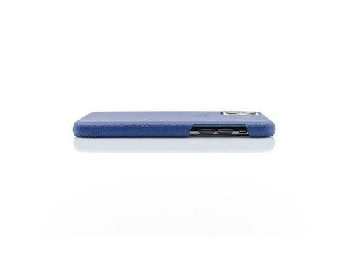 OrganiCraft iPhone 11 Pro Max Lacivert Deri Kılıf