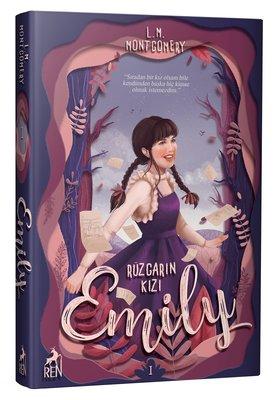Rüzgarın Kızı Emily - Özel Kitap Ayracı ile