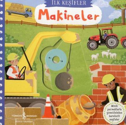 Makineler - İlk Keşifler - Hareketli Kitaplar