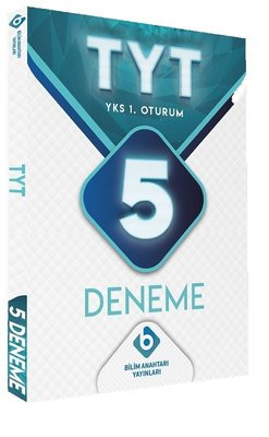 TYT 5 Deneme YKS 1.Oturum