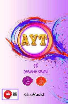 AYT 10 Deneme Sınavı - Video Çözümlü
