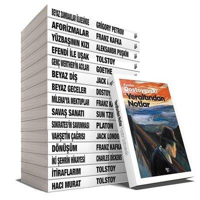 Dünya Klasikleri Seti - 16 Kitap Takım