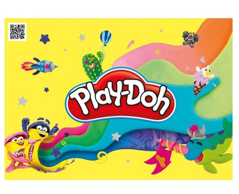Play-Doh Hediye Mat