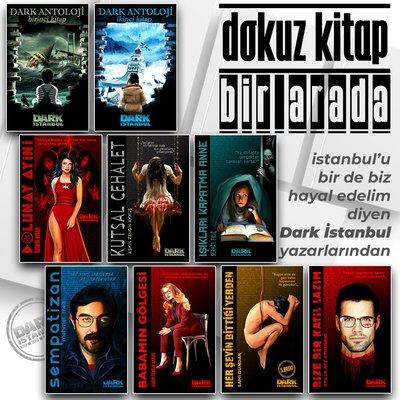Dark İstanbul Seti - 9 Kitap Takım