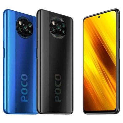 Poco X3 PRO 6 GB Ram 128 GB Mavi Cep Telefonu