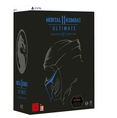 Mortal Kombat 11 Ultimate Collector's Edition
