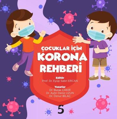 Çocuklar için Korona Rehberi