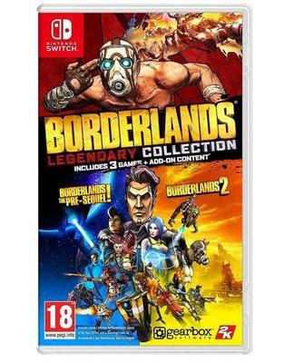 Borderlands Legendary Collection Oyun