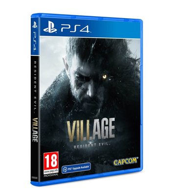 Capcom Resident Evil Village PS4 Oyun