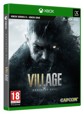 Capcom Resident Evil Village XBOX One Oyun