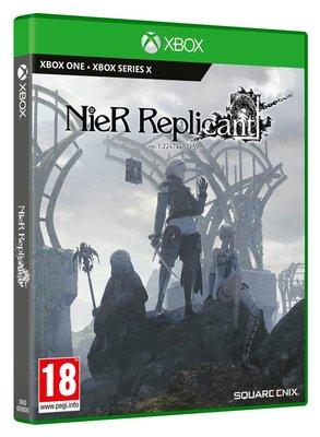 Square Enix Nier Replicant Ver 1.22474487139 XBOX One Oyun