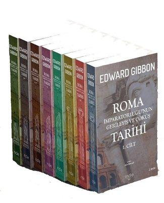 Roma İmparatorluğu'nun Gerileyiş ve Çöküş Tarihi - 8 Cilt Takım