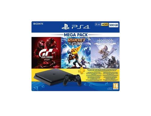 Sony PS4 500Gb Mega Paket 2021