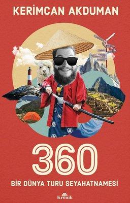 İmzalı - 360 - Bir Dünya Turu Seyahatnamesi