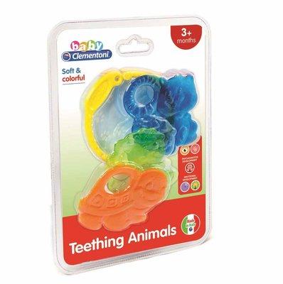 Clementoni 17061 Baby Renkli Hayvanlar Dişlik