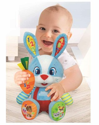 Clementoni 64544 Baby Sevimli Tavşan