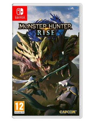 Monster Hunter Rise Oyun