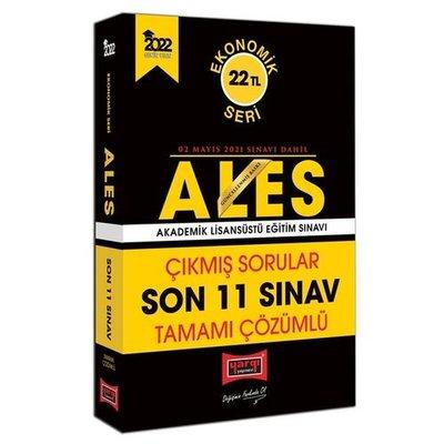 2022 ALES Ekonomik Seri Tamamı Çözümlü Çıkmış Sorular Son 11 Sınav