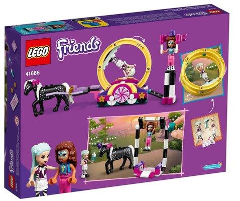 Lego Friends 41686 Magical Acrobatics Yapım Seti