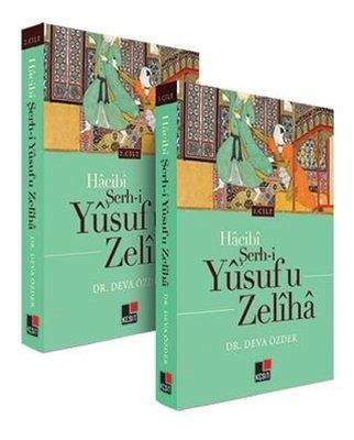 Hacıbi Şeh-i Yusuf u Zeliha Seti - 2 Kitap Takım