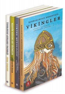 Viking Kitapları Seti - 4 Kitap Takım